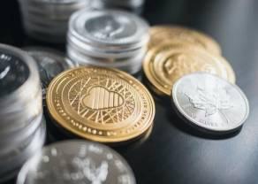 Srebro w pogoni za złotem. Inwestorzy coraz mocniej zainteresowani metalami szlachetnymi