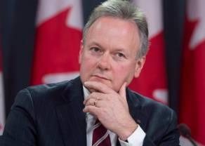 Stephen Poloz wzmocnił pozycję dolara kanadyjskiego