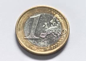 Strefa euro - silny przemysł, słabe usługi