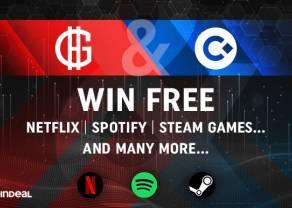 Świętuj razem z GamerHashem i CoinDealem - zgarnij nagrody z puli 5000 USD!