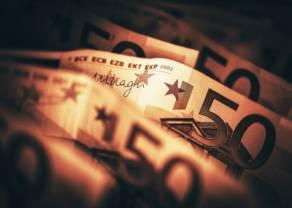 Sytuacja na kursie euro (EUR) wobec dolara (USD). Małe odreagowanie w Europie, CPI z Wlk. Brytanii w centrum uwagi