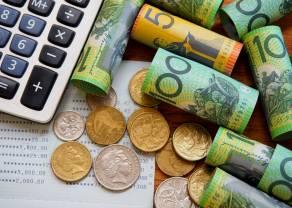 Kurs dolara australijskiego (AUD) zyskuje po komunikacie RBA