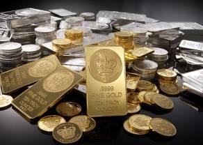 Szansa na odbicie cen metali szlachetnych