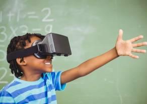 Szkoła przyszłości - Poznańska SP 33 przeniosła naukę do świata VR