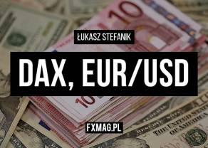 Szybka analiza video - DAX i EUR/USD [20 października]