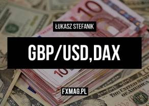 Szybka analiza video -  GBP/USD, DAX [2 listopada]
