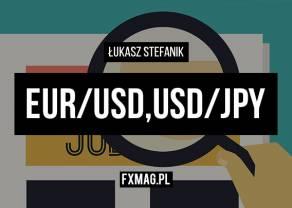 Szybka analiza video przed NFP - EUR/USD i USD/JPY