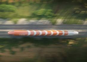 Technologia magrail realną szansą na transformację kolei -  raport IDOM i Nevomo
