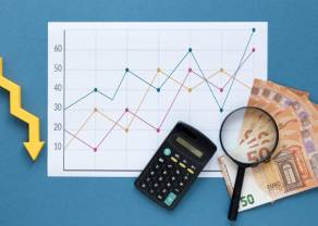 Temat inflacji powraca! Kurs EURUSD spada w kierunku 1,19