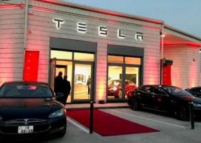 Tesla - kurs akcji spółki motoryzacyjnej ostro w górę. Coraz bliżej 400,00 dolarów