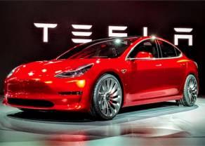 Tesla prawie wyprzedana – czy to już koniec spadków?
