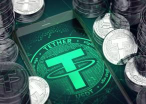 Tether (USDT) z kolejnym rekordem - 4. miejsce w rankingu kapitalizacji