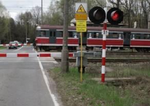 The Dust zadba o bezpieczeństwo na przejazdach kolejowych