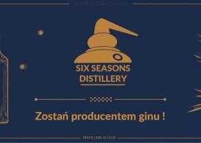 Tokenizacja produkcji alkoholu - Six Seasons Distillery i rzemieślniczy gin z 20% zysku rocznie  - prześwietlamy projekt