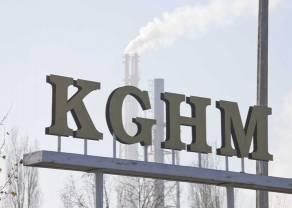 Trudny czas KGHM. Spółka traci niemal 20% w miesiąc