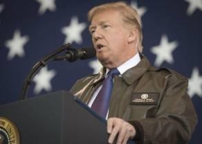 Trump ostrzega Rosję przed atakami w Syrii