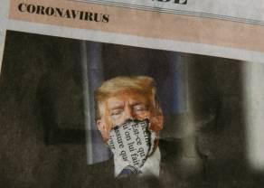 Trump podtapia dolara! Frank po 4,09 zł. Euro blisko 4,41 złotego. Funt przy 3,87 PLN