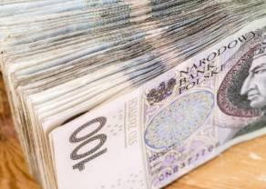 TSUE umocnił złotego. Kursy dolara USD i funta straciły do polskiej waluty odpowiednio 4 i 3 grosze. Euro na poziomie 4,33 zł