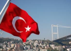 Tureckie dane - bank centralny Turcji
