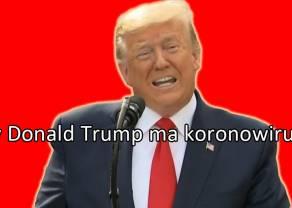 TVN 24: Czy Donald Trump jest chory na koronowirusa?  Są wyniki badań!