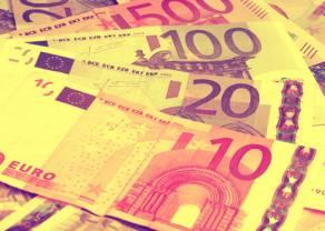 Układ harmoniczny na EUR/USD