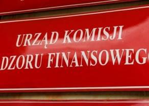 UKNF (Urząd Komisji Nadzoru Finansowego) ulegnie likwidacji