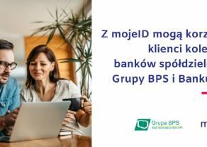 Usługa mojeID w kolejnych Bankach Spółdzielczych Grupy BPS i w Banku BPS