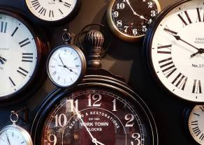 Uwaga na zmianę czasu! Zmiany w sesji amerykańskiej i azjatyckiej
