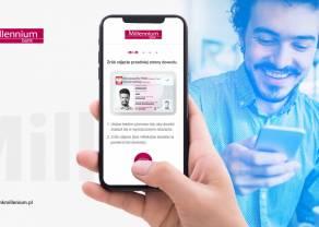 W Banku Millennium otworzysz konto za pomocą selfie