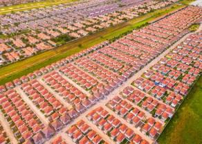 W roku 2021 rozpoczęto budowę blisko 150 tysięcy mieszkań! - to prawie o 50% więcej niż w roku ubiegłym