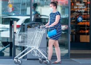 W styczniu sklepy straciły ponad jedną trzecią ruchu. Najbardziej ucierpiał format convenience