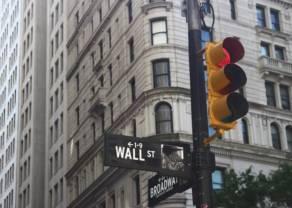 Wall Street próbuje podtrzymywać dobre nastroje, jednak większość indeksów giełdowych w Europie pod kreską!