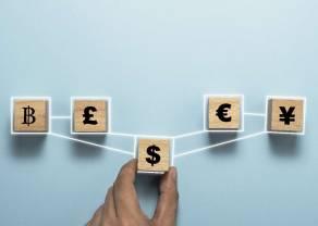 Waluty: eurodolar (EURUSD) z piątą z rzędu wzrostową sesją, klincz na kursie EURPLN, duże zmiany na USDPLN