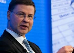 Ważne, by afera KNF została szybko i sprawnie wyjaśniona - Dombrovsks, KE