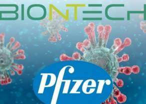Wczorajsze notowania giełdowe spółki BioNtech zakończyły się dwucyfrowym wzrostem