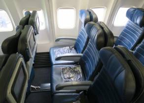 Wczorajsze notowania giełdowe United Airlines zakończone dwucyfrowym wzrostem