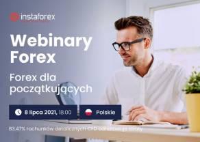 """Webinar z Łukaszem Klufczyńskim """"Forex dla początkujących"""""""