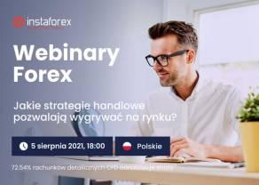"""Webinar z Łukaszem Klufczyńskim """"Jakie strategie handlowe pozwalają wygrywać na rynku?"""""""