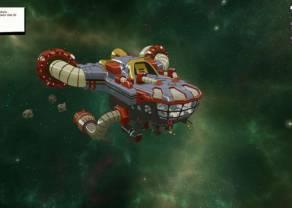 WeirdFish udostępnił trailer i kartę Steam gry Oddyssey: Your Space, Your Way!