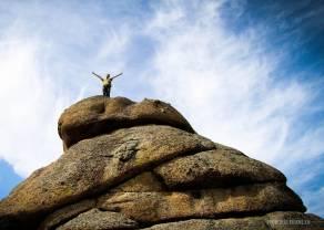 """""""Wejdźmy po schodach na sam szczyt"""" - Nial Fuller o osiąganiu celów"""