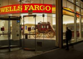 Wells Fargo z wynikami kwartalnymi. Zysk netto banku spadł o ponad 50%