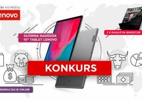 Weź udział w konkursie! Inwestuję z Lenovo