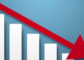 Wiadomości z giełd: kontynuacja korekty trwa - największy indeks giełdowy WIG20 cofa się do miniumum