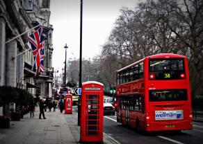 Wielka Brytania- sprawdzamy sytuację w realnej gospodarce oraz kurs (GBP/USD)