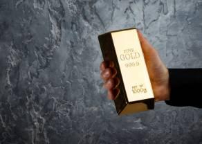 Wielki chiński kryzys, wybicie dolara, inflacja, podwyżka stóp procentowych w Polsce, Evergrande - złoto wydaje się być niewzruszone