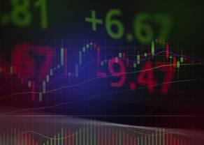 Indeks WIG20 balansuje na linii wsparcia. Próby umacniania się dolara amerykańskiego (USD)