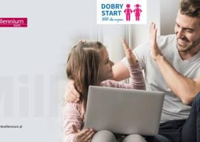 Wnioski Dobry Start od 1 lipca online w Banku Millennium