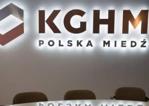 Wstępne wyniki produkcyjne i sprzedażowe Grupy KGHM Polska Miedź S.A. za październik 2018 r.
