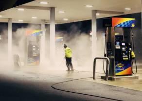 Wyraźny spadek cen ropy naftowej. Notowania ropy WTI oraz Brent