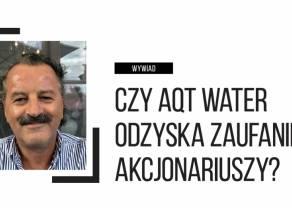 Czy AQT Water odzyska zaufanie inwestorów?